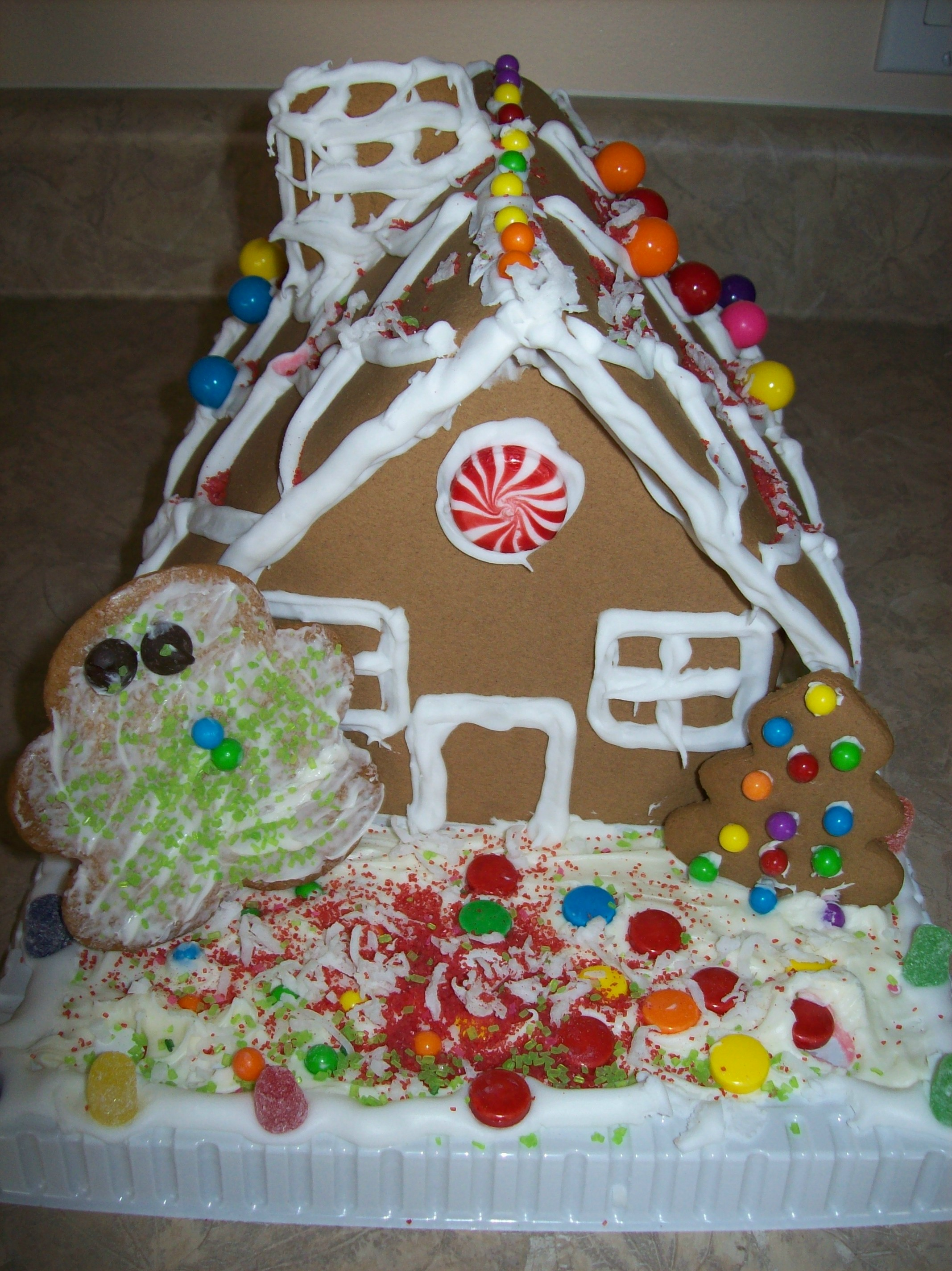 Gingerbread Baby **in the gingerbread baby by