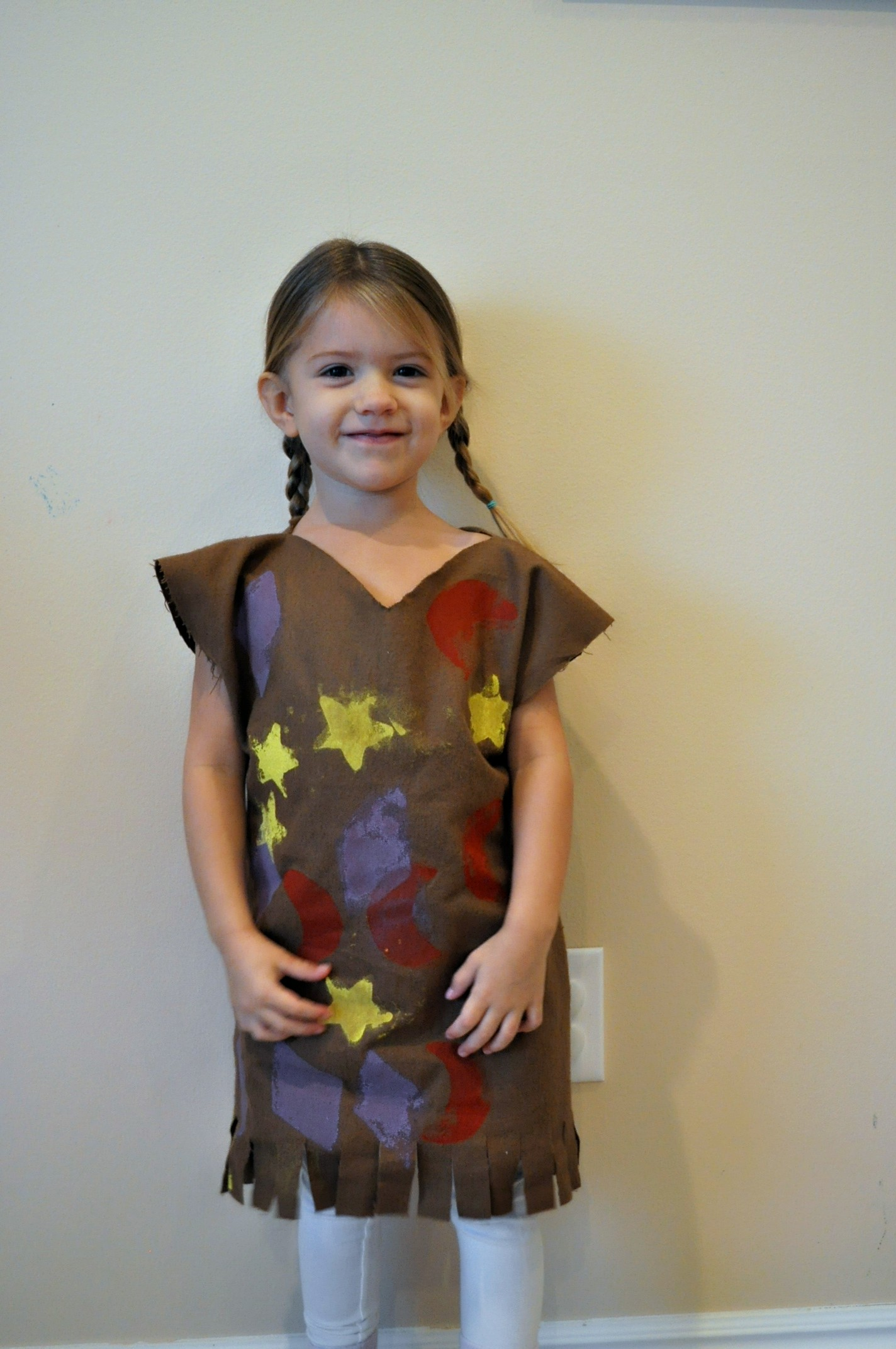 Simple homemade native american costume dresses n messes advertisements solutioingenieria Images