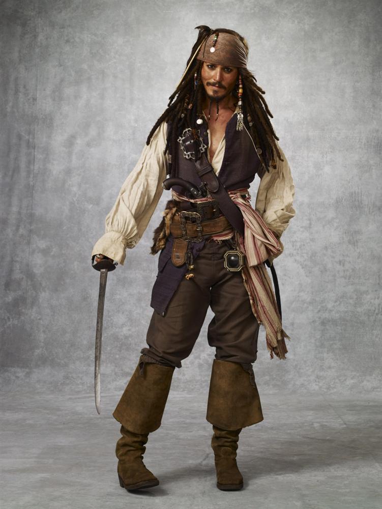 Пираты Карибского моря - Джонни Депп рекомендации